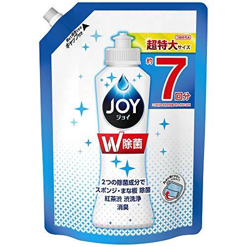 除菌ジョイコンパクト食器用洗剤詰め替え超特大960mL