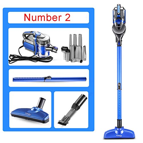Best Deals! BBG Household Goods,600W 2-in-1 Rotary Vacuum Cleaner - Hepa Filtration System - with St...