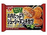 [冷凍] ニチレイ お肉たっぷりジューシーメンチカツ (6個126g)