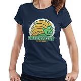 Cloud City 7 Blanka Street Fighter Greenskins Women's T-Shirt