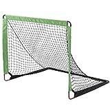 No es fácil de soltar Barra de metal de tamaño suficiente Puerta de fútbol al aire libre, Puerta de ...