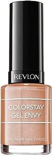 Revlon ColorStay Gel Envy Longwear Nail Enamel, Double Down, 0.4 Fl Oz (1 Count)