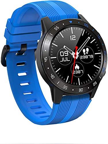Reloj deportivo inteligente de moda con monitor de actividad y seguimiento de la actividad, pulsera inteligente con monitoreo del sueño