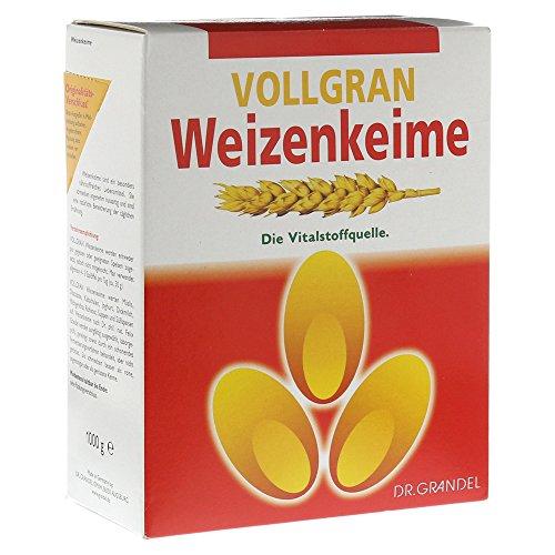 Weizenkeime Vollgran Grandel Kerne 1000 g