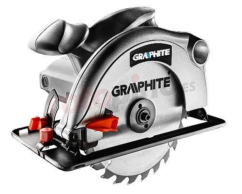 Graphite 58G488 - Sierra circular 1200 W Graphite