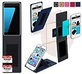 Hülle für Ulefone Future Tasche Cover Hülle Bumper   Blau   Testsieger