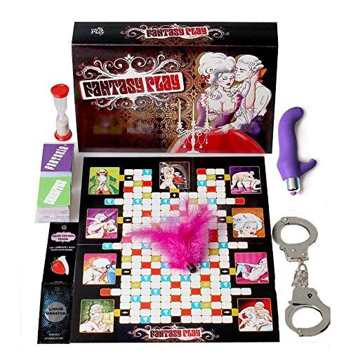 Juego Erótico Parejas Fantasy Play by Secret Play