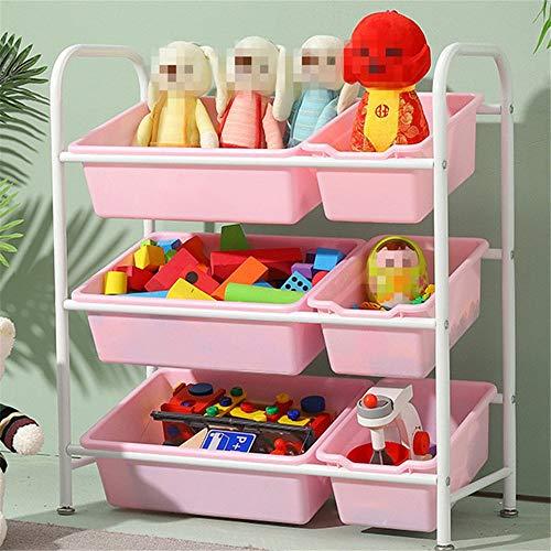 Coffre à jouets pour enfants Boîte de rangement Coffre de rangement for enfants Chambre Tidy Toy Box - Idéal for les ménages de stockage, des tissus ou des jouets Toy Box Organisateur de jouets