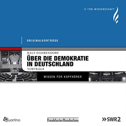 Die deutsche Frage. Über die Demokratie in Deutschland Titelbild
