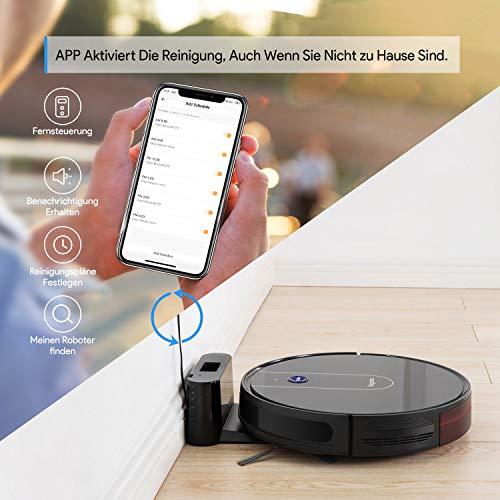 Bagotte BG700 Saugroboter mit App und Alexa - 3