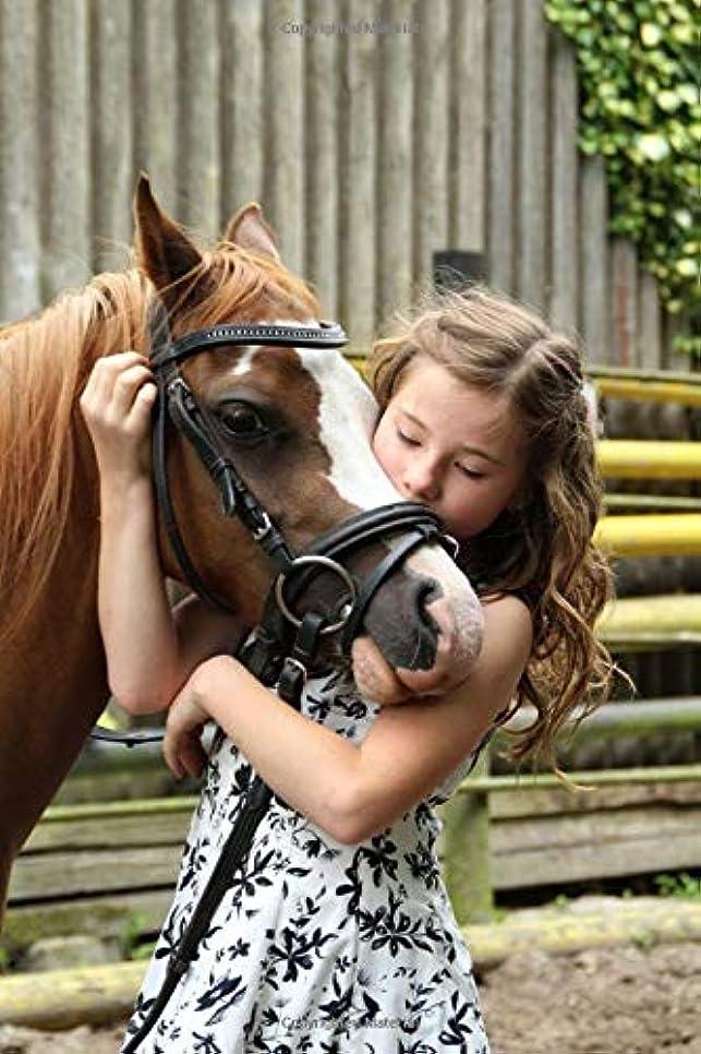 ライム骨の折れる学んだHorse Journal: Horse Themed College ruled 6x9 Diary / Journal