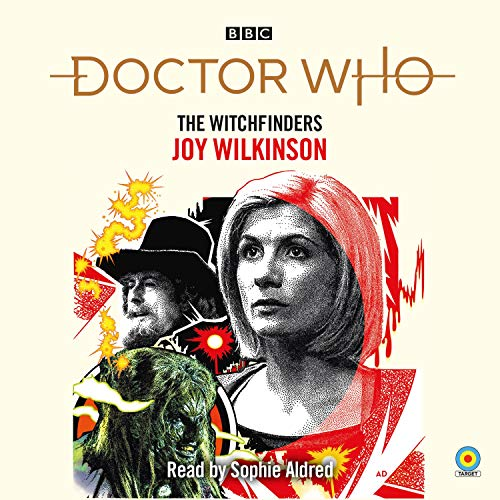 Doctor Who: The Witchfinders cover art
