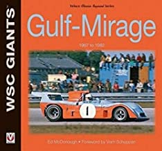Gulf-Mirage 1967 to 1982 (WSC Giants)