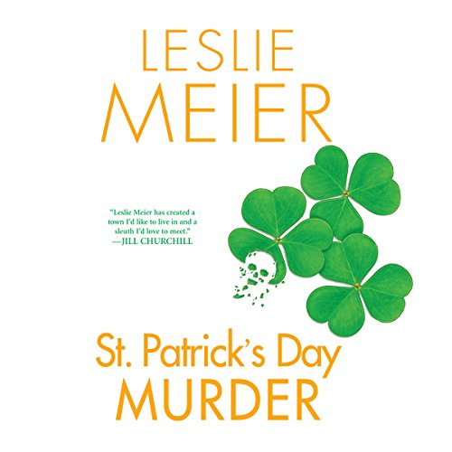 St. Patrick's Day Murder audiobook cover art
