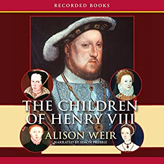 The Children of Henry VIII audiobook cover art