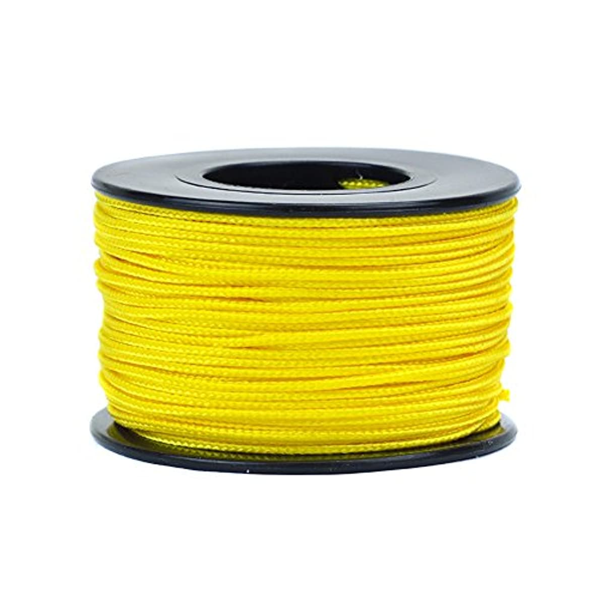1.18mm Braided Micro Cord 125 FT (APPROX.) Spools Various Colors