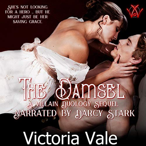 The Damsel: A Dark Regency Erotic Romance  audiobook cover art