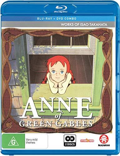 Anne of Green Gables (2010) ( Akage no An: Gurîn Gêburuzu e no michi ) (Blu-Ray & DVD Combo) [ NON-USA FORMAT, Blu-Ray, Reg.B Import - Australia ]