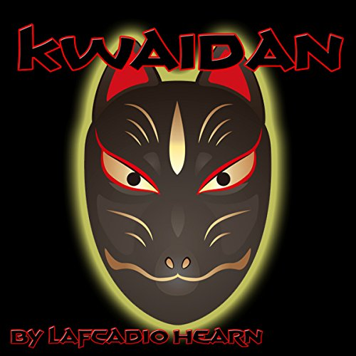 Kwaidan audiobook cover art