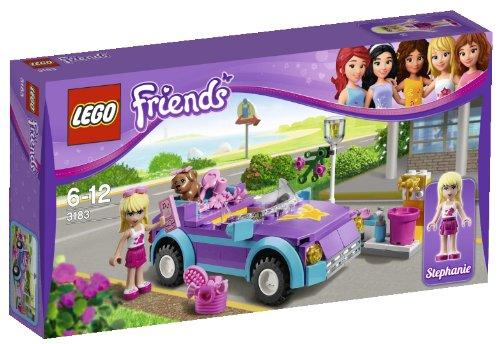 LEGO Friends 3183 - Stephanie's Cabrio