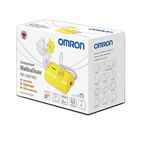 Omron NE-C-801-KD CompAIR - Nebulizador