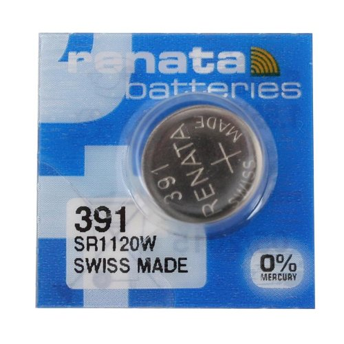 Renata 391 Watch Battery 1.55V Sr1120W