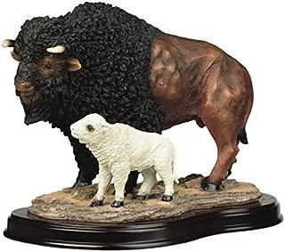 Best life size buffalo statue Reviews