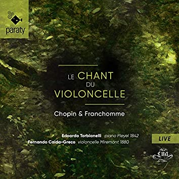 Le chant du violoncelle (Live)