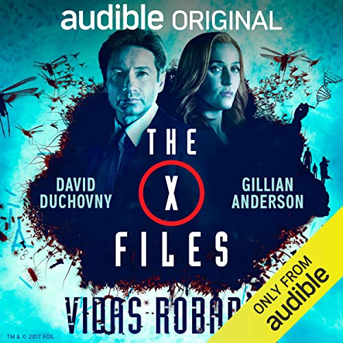 The X-Files: Vidas robadas [The X-Files: Stolen Lives]  By  cover art