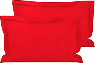Best red king size pillow shams Reviews
