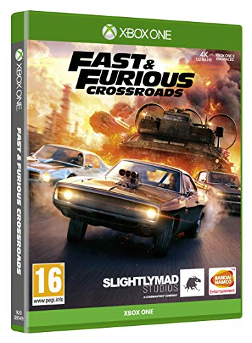 Jogo Fast & Furious: Crossroads Xbox One
