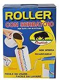 RULLO con serbatoio incorporato ROLLER Pennelli Cinghiale cm. 20