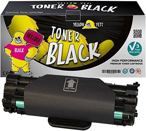 Yellow Yeti ML-1610D2 Tóner Compatible para Samsung ML-1610 ML-1615 ML-1620 ML-1625 ML-1650 ML-2010 ML-2010R ML-2015 ML-2510 ML-2570 ML-2571 SCX-4321 SCX-4521 SCX-4521F [3 años de garantía]