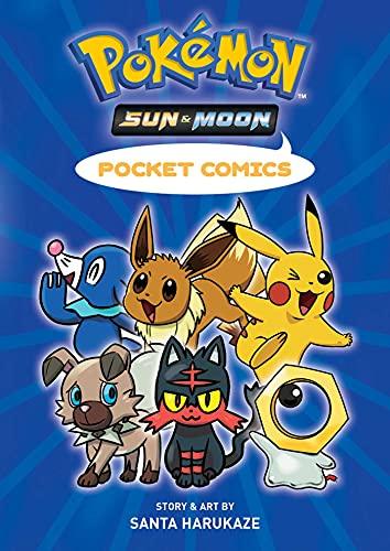 Pokémon Pocket Comics: Sun & Moon