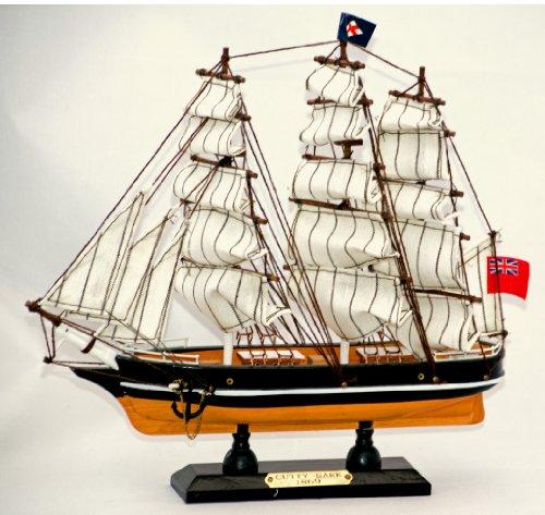 Cutty Sark Houten Model, Thee Clipper 24cm