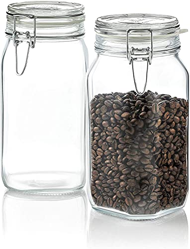 Transparent Container Masala Container Spices Jar, Rice Jar, Beans Jar, Cookies Jar,
