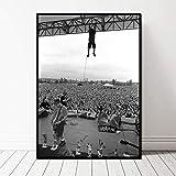 TELEGLO (No Frame) 50 * 70cm Pearl Jam Foto Poster Kunst