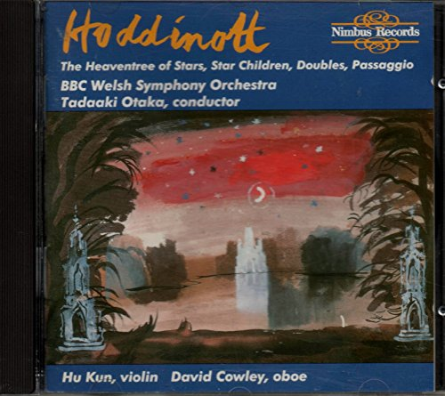 Hoddinott:Orchestral Music