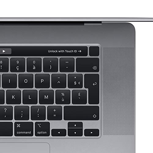 Nouvel Apple MacBook Pro (16 Pouces, 16Go RAM, 512Go de Stoc