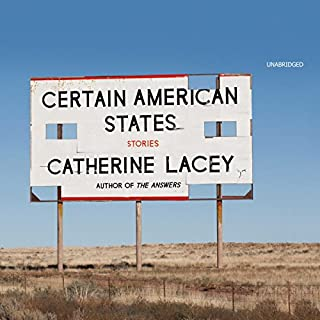 Certain American States audiobook cover art