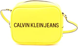 Calvin Klein Camera Bag for Women-Yellow