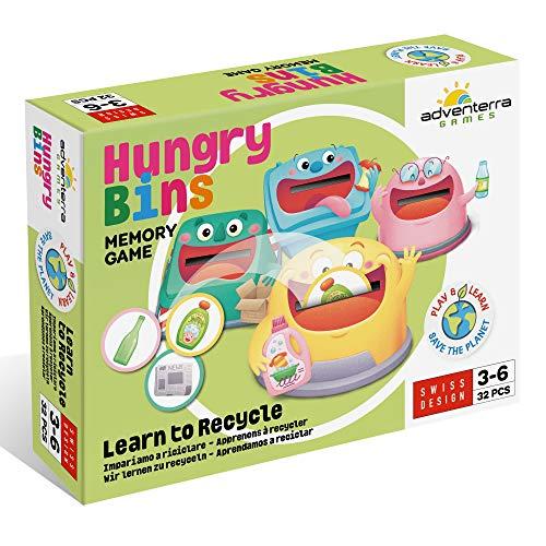 Adventerra Games Hungry Bins