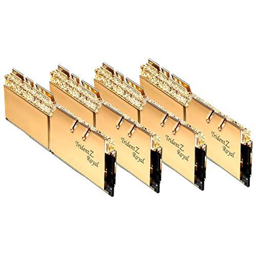 G.Skill 64GB Trident Z Royal Gold