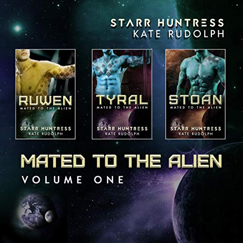 Mated to the Alien Volume One  By  cover art