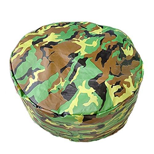 Housses pour Salons de Jardin Protecteur Rotin Lit Jour Nappe Imperméable Étanche À La Poussière Rond Extérieur Tissu Oxford, 19 Tailles ALGFree (Color : A- Black, Size : 280x110cm)