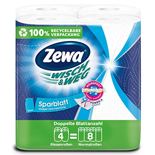 Zewa Wisch&Weg Sparblatt, 2870 g