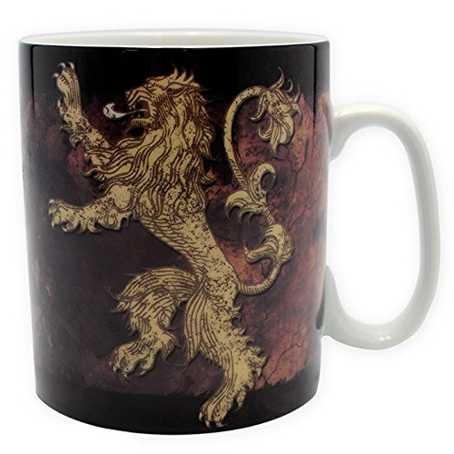 ABYstyle - GAME OF THRONES - Taza - 460 ml - Lannister