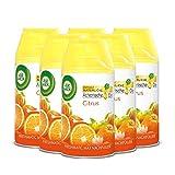 Air Wick Freshmatic Max - Ricarica per Air Wick Freshmatic Max - Profumo: Citrus - 6 ricariche da 250 ml