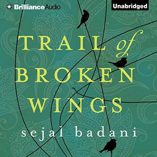 Trail of Broken Wings cover art