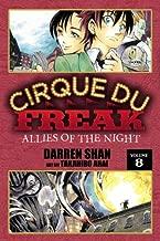 Cirque Du Freak: The Manga, Vol. 8: Allies of the Night